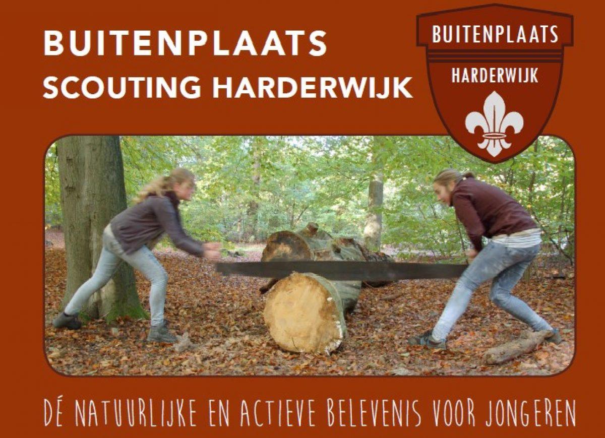 Buitenplaats Scouting Harderwijk